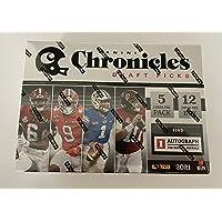 $68 » 2021 Panini NFL Chronicles Draft Picks Football Trading Card Mega Box