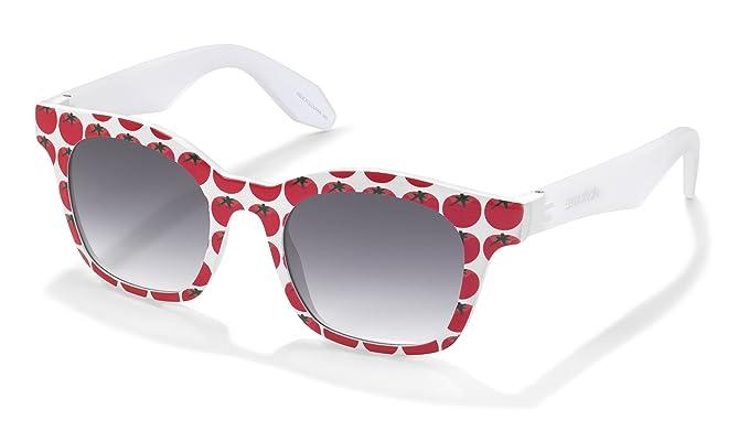 Swatch - Gafas de sol - para mujer blanco rojo: Amazon.es ...