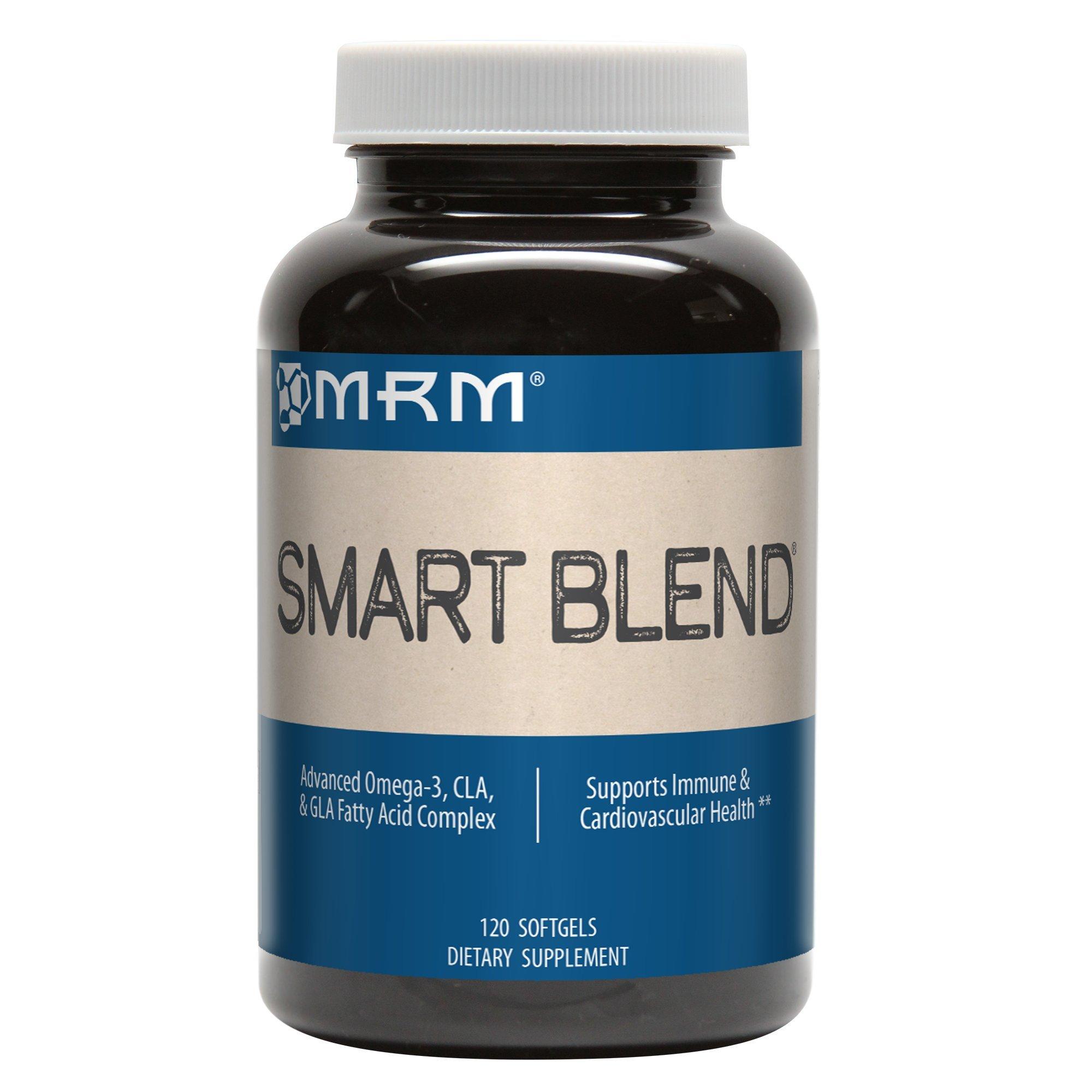 MRM SMART BLEND 120 Count Softgels