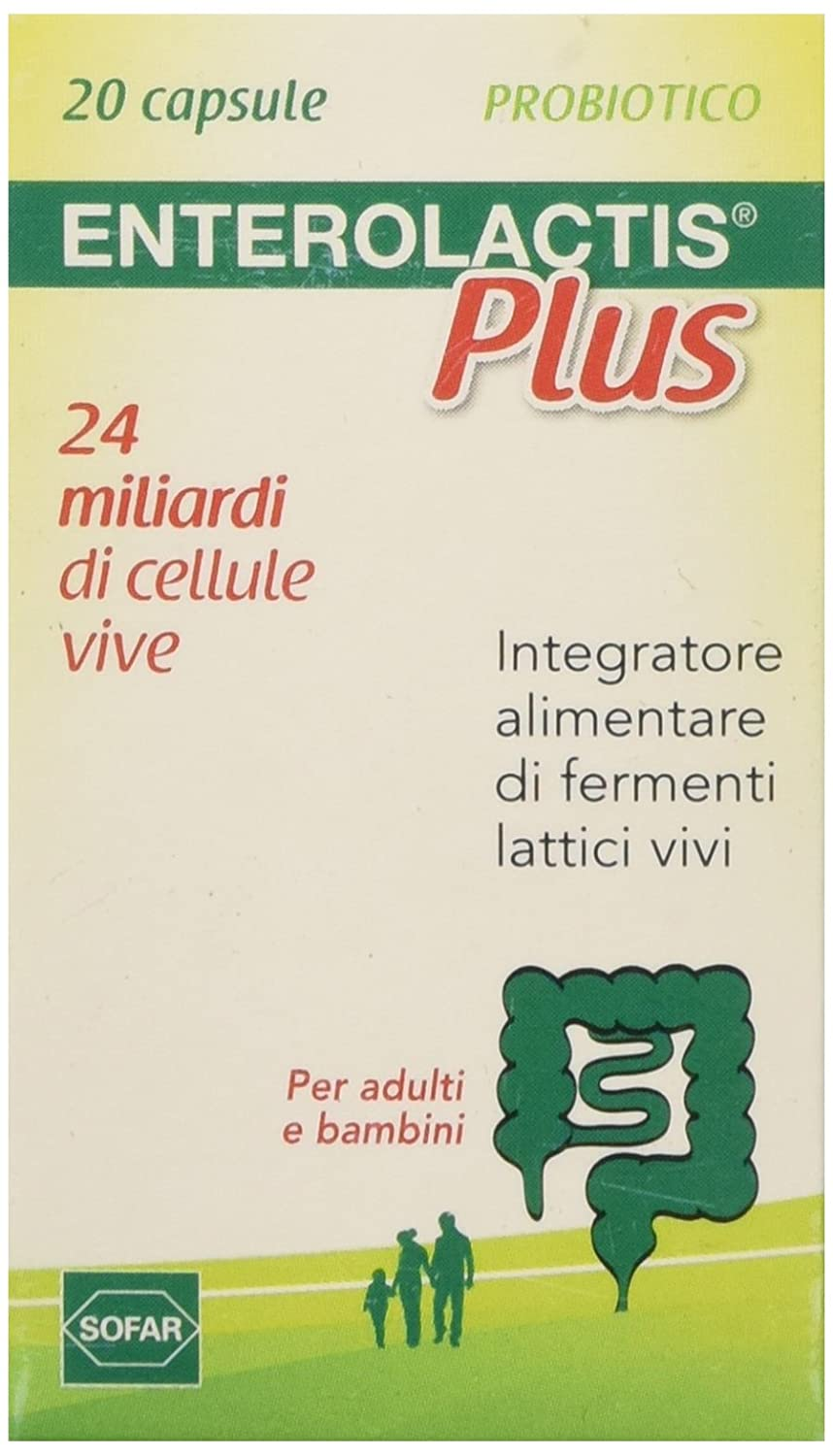 Enterolactis Plus