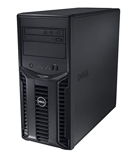 ServerCity Compatible Server Dell Poweredge T110 II Server 8GB RAM 3 3ghz  Xeon E3-1240 Gb NIC