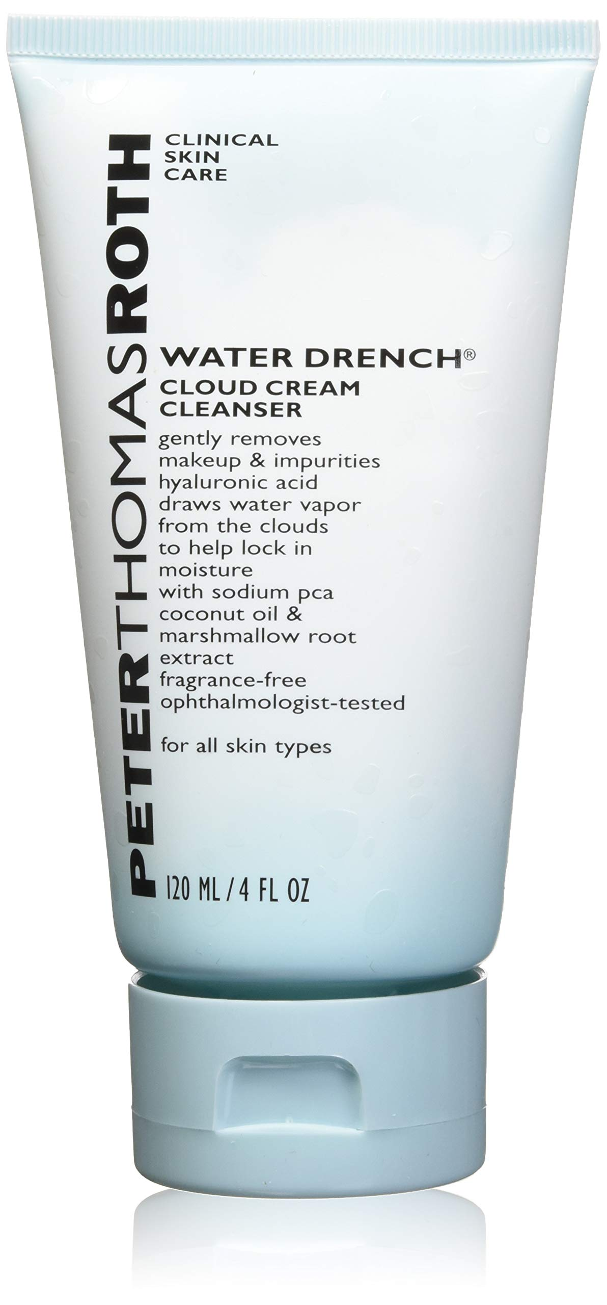 Amazon Peter Thomas Roth Water Drench Cloud Cream Cleanser 4 Fluid Ounce Beauty