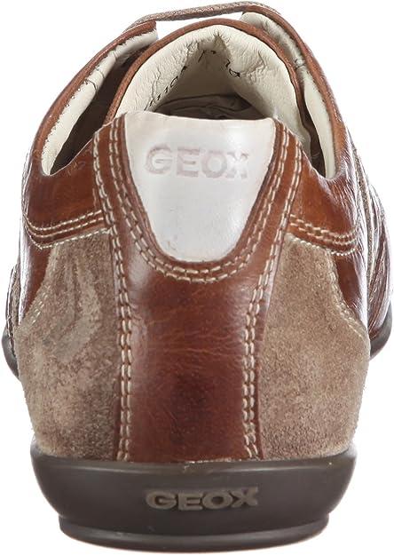 Geox Herren Uomo Icona Sneaker m92Vo