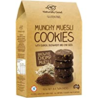 Naturally Good Munchy Muesli Cookies - Brownie Chomp Muesli, 160g