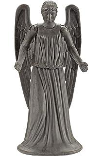 Amazon.com: Kurt Adler Doctor Who Weeping Angel Treetop, 8.5-Inch ...