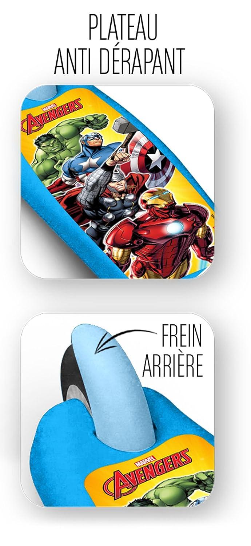 Stamp - Patinete Steering - Avengers, av299045: Amazon.es ...