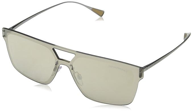 78f1d57d1e6 Image Unavailable. Image not available for. Color  Sunglasses Emporio Armani  EA 2048 30105A GUNMETAL