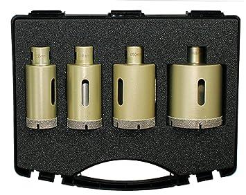 Super Diewe 06004 Fliesen-Bohrkronen Set 4-teilig: Amazon.de: Baumarkt GE28