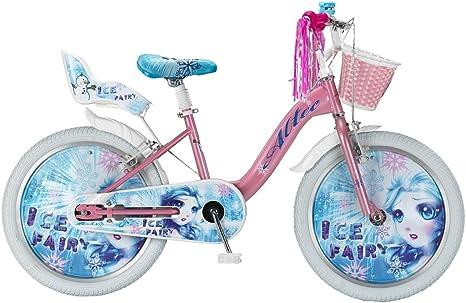 Bicicleta Infantil Niña Altec Ice Fairy 20 Pulgadas Freno ...
