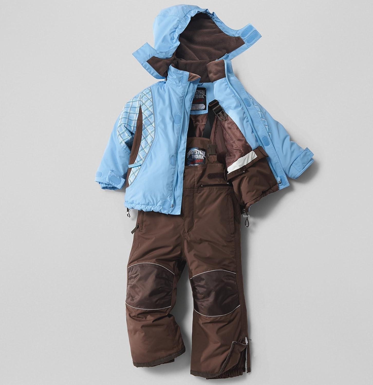 8702dac642 Baby Snow Suit 6-12 Months Ski Jacket    Salopettes Pants
