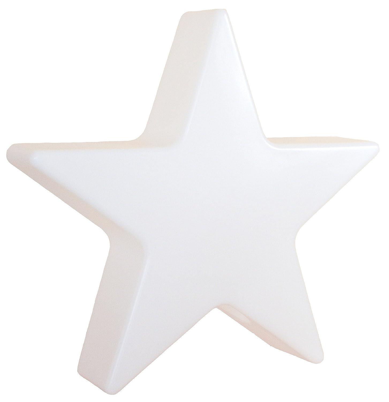 8 seasons design Shining Star White 100 cm, lamp for outdoor use ...