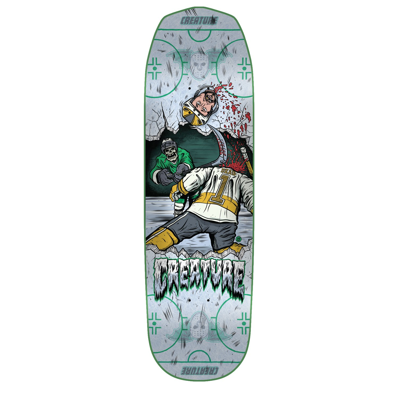 Creature Skateboard Deck Slapshot MD EverSlick 8.35'' by Creature (Image #1)