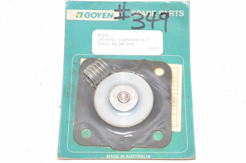 Geniune Goyen Diaphragm Kit K2501
