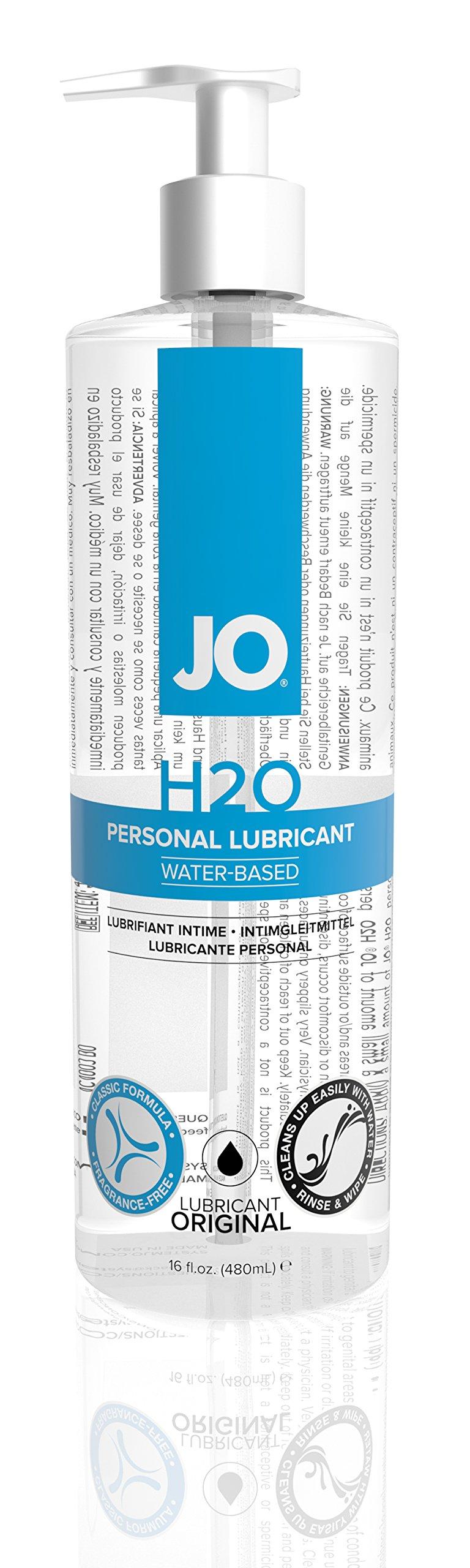 JO H2O Lubricant - Original ( 16 oz )