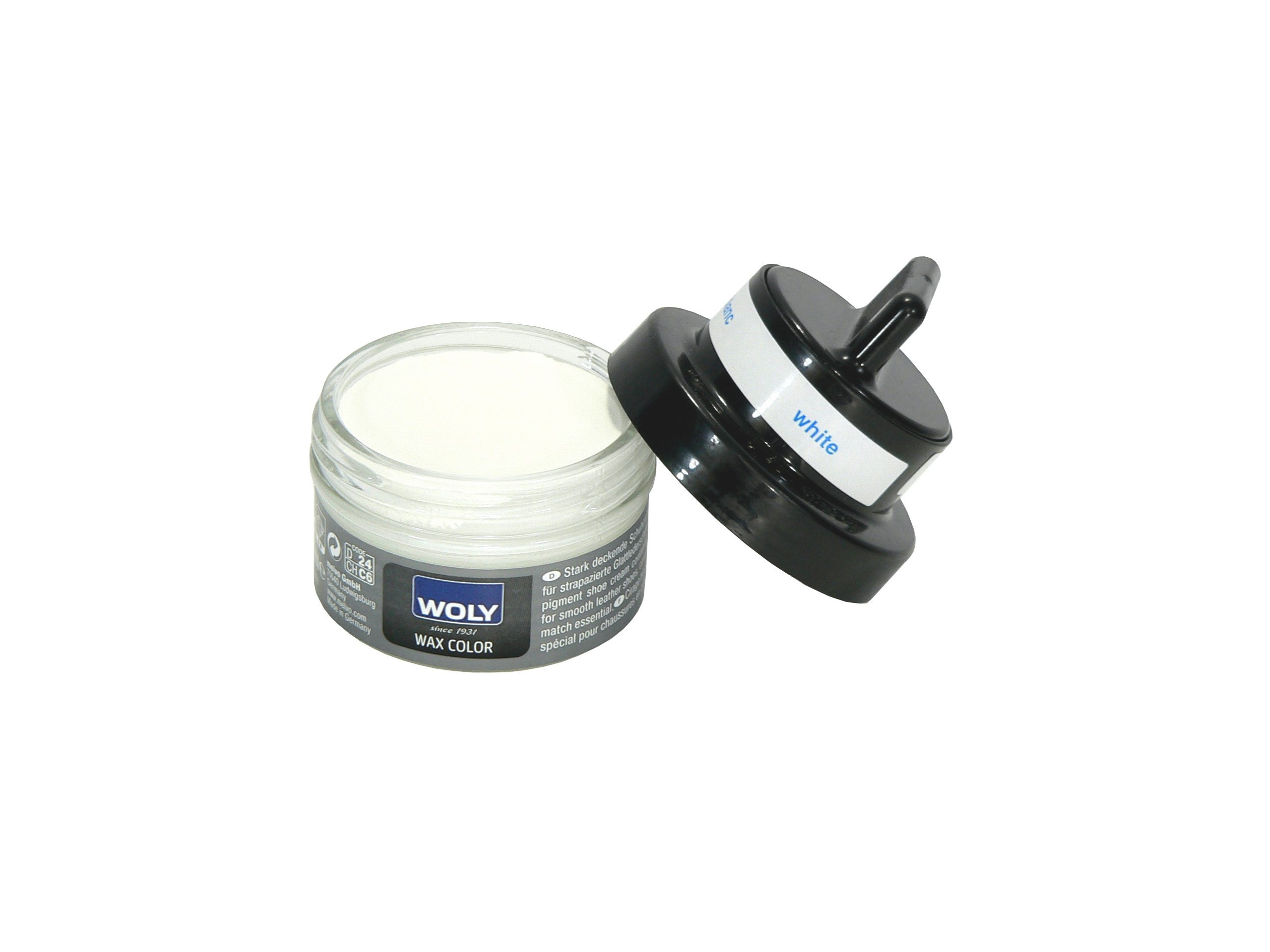 Woly Wax Color - 50 Ml. (white)