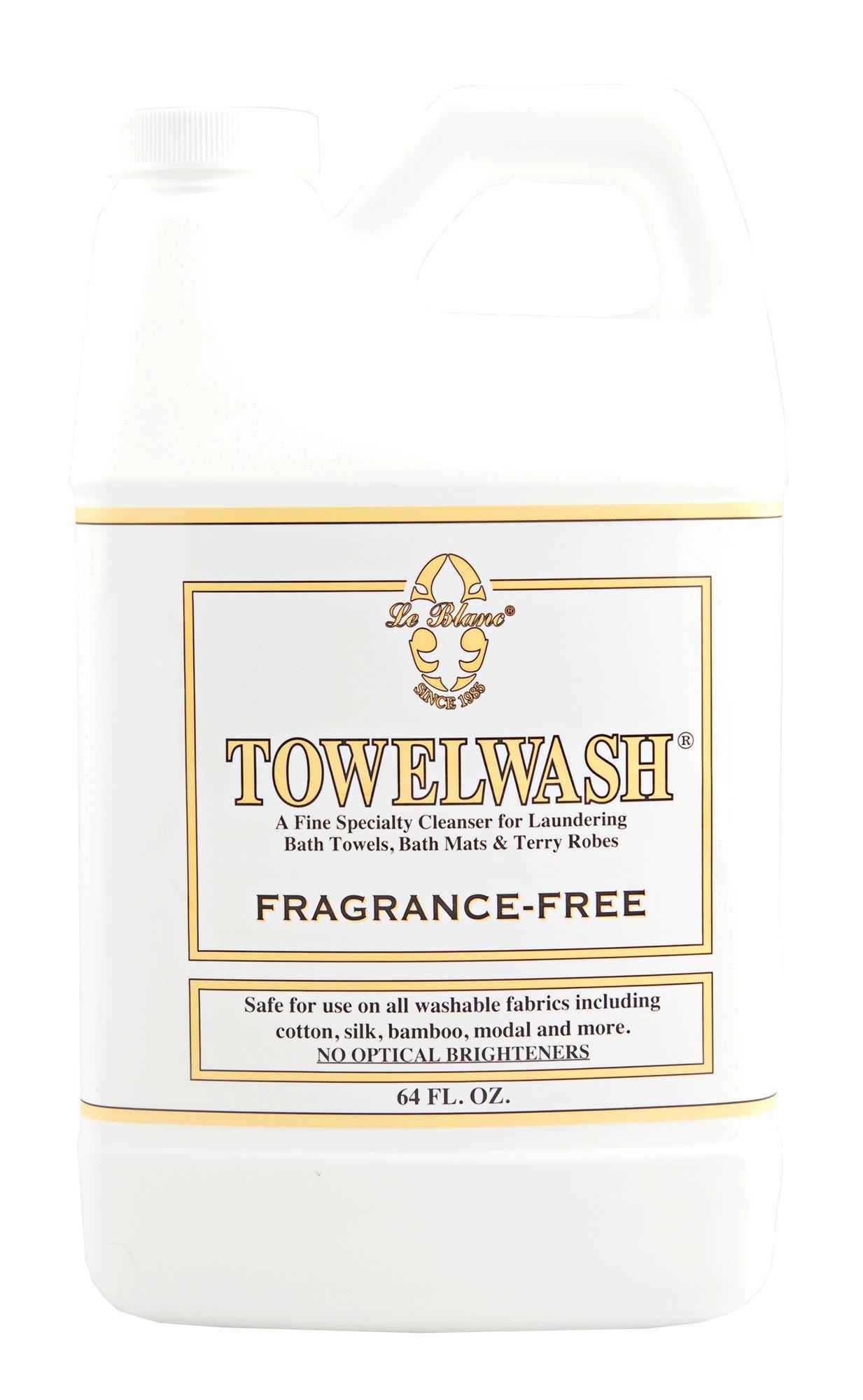 Le Blanc® Fragrance-Free Towelwash® - 64 FL. OZ., 6 pack