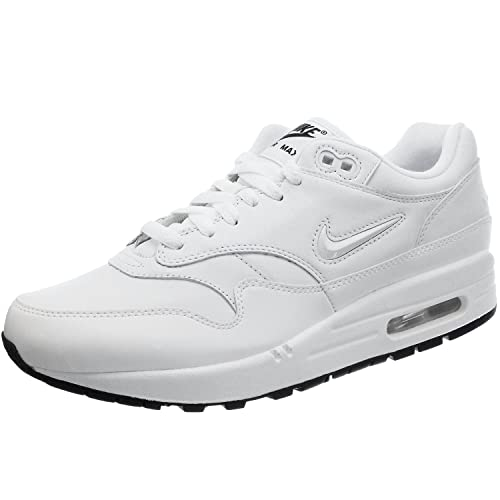 huge selection of d2013 31bd4 ... greece nike air max 1 premium sc jewel white 918354105 el color blanco  talla 44.0 amazon
