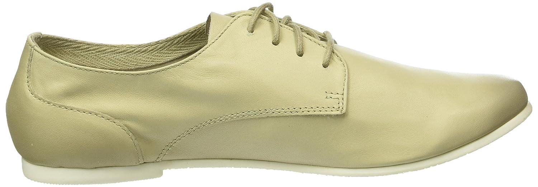 s.Oliver 23207, Zapatos de Cordones Derby para Mujer, Beige (Nude 250), 38 EU