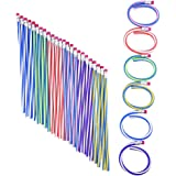 eBoot 30 Pieces Bendy Flexible Soft Pencil with Eraser for Kids Writing Gift