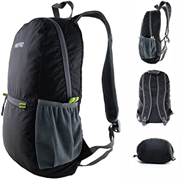3e0470bc79df  1 Rated Ultra Lightweight Packable Backpack Hiking Daypack + Most Durable  Light Backpacks for Men and Women   the Best Foldable Camping Outdoor Travel  ...