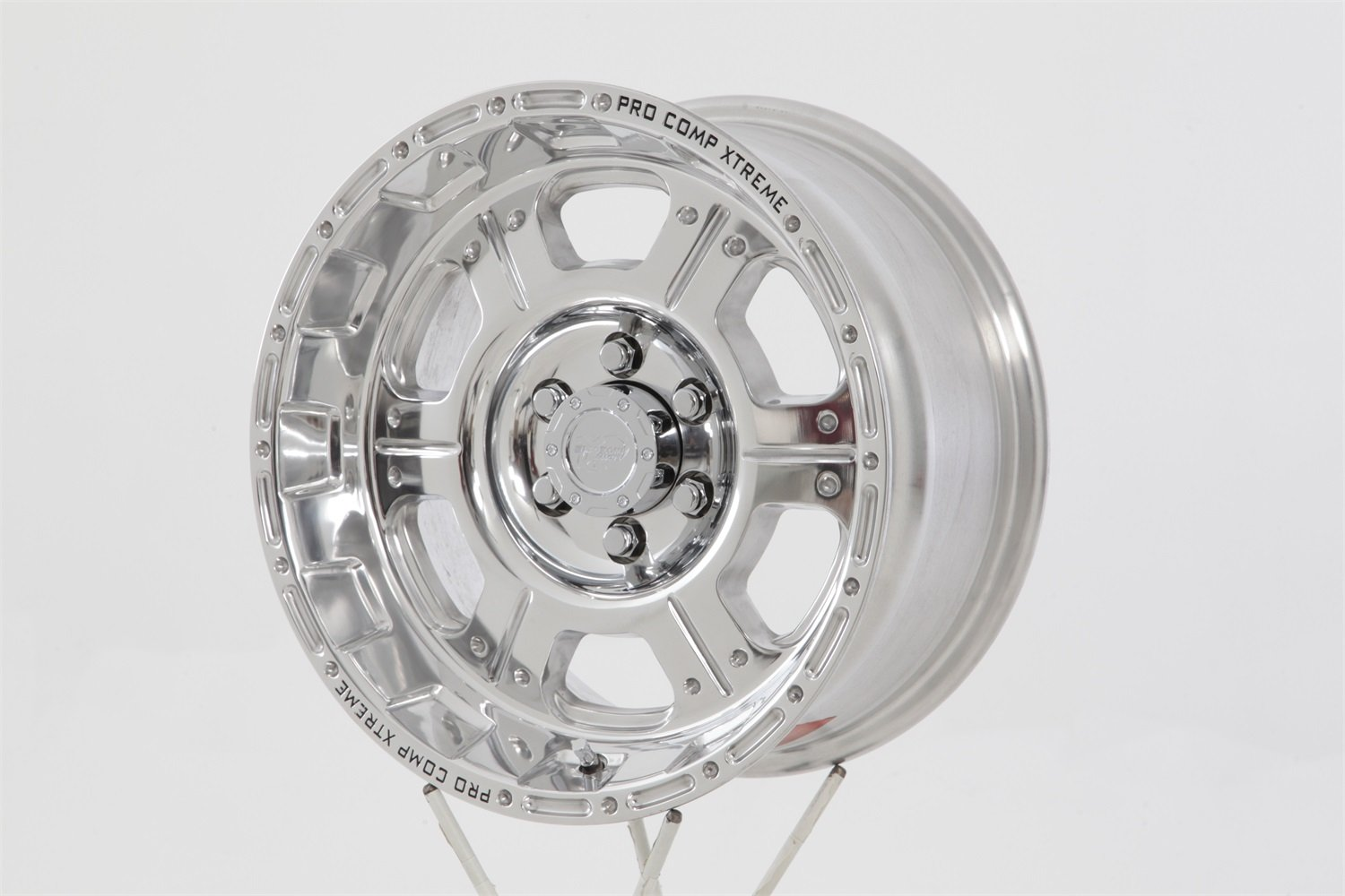 Pro Comp Alloys Series 89 Wheel with Polished Finish (16x8''/6x139.7mm)