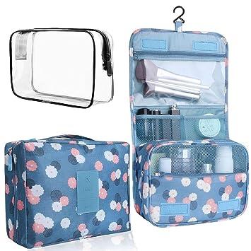 Amazon.com: Standie - 3 bolsas de aseo para colgar ...
