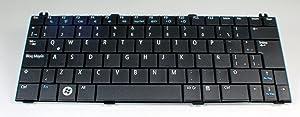 New G959J Genuine OEM DELL Inspiron Mini 12 1210 Laptop 83 Key LATIN-SPANISH Keyboard Notebook Espanol Teclado PK1305G01V0/G01J0SP Replacement Single-Pointing Kybd V091302AK1 Non-Backlit K135J G8VW8
