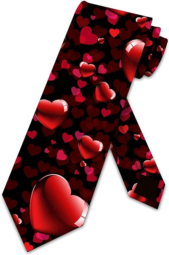 Heart Ties for Men