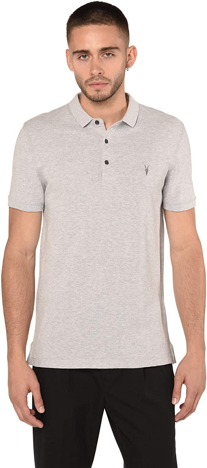 AllSaints Reform Short New mail order National uniform free shipping Sleeve Polo