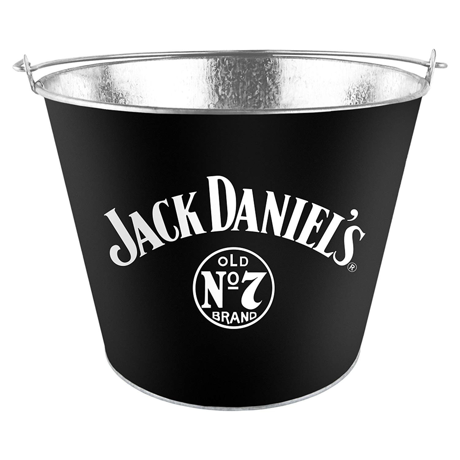 Boelter Brands 449893 Jack Daniel's Full Wrap Bucket, 5 Quart