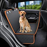 IUMÉ Dog Car Seat Cover Hammock Backseat Protector Waterproof Scratchproof Prevent Antislip Durable Washable Pets Pet…