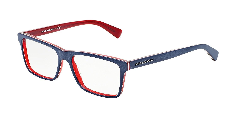 Amazon.com: Dolce&Gabbana DG1270 Eyeglass Frames 1260-54 - Black ...