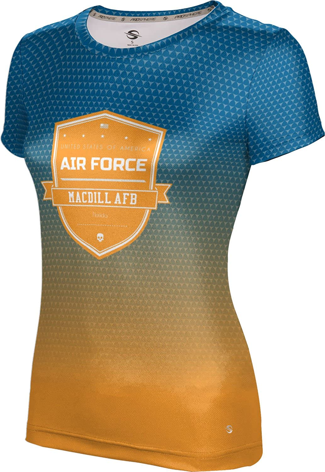 ProSphere Women's MacDill AFB Military Zoom Tech Tee