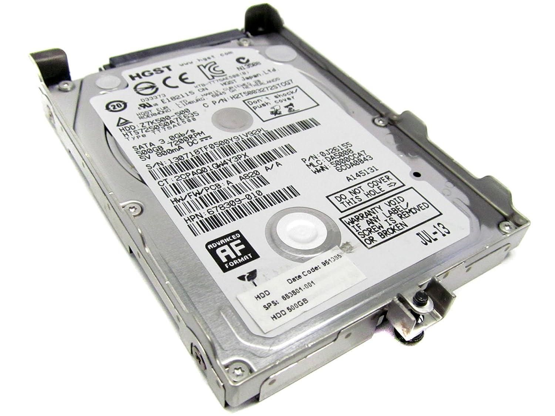 Amazon.com: HP 683801-001 500GB SATA hard disk drive - 7,200 RPM ...