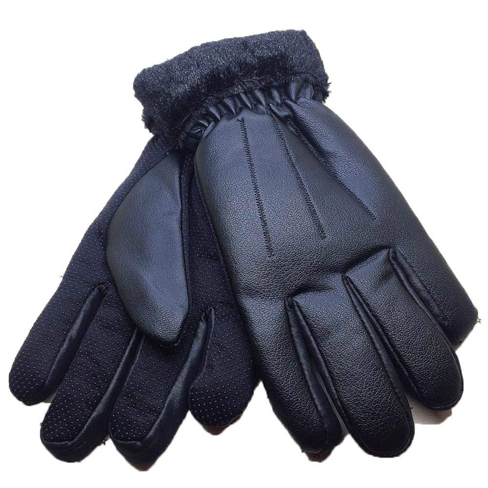 GSKTY Guante Invierno más Terciopelo cálido al Aire Libre Anti-congelación Impermeable Guantes de esquí Anti-congelación Libre 7c4ae7