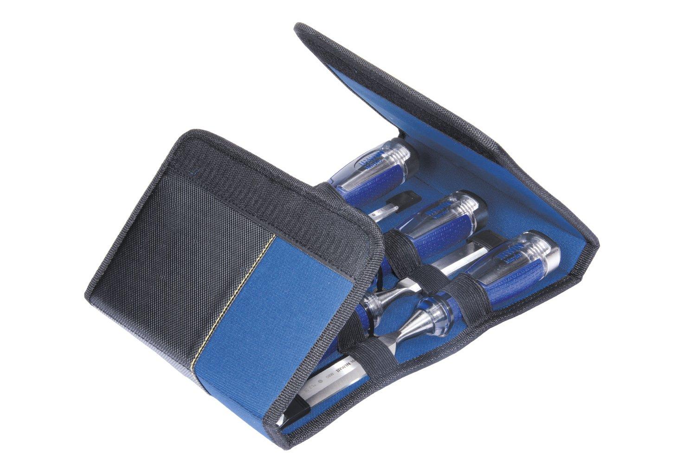 Irwin Marples M750 Splitproof Soft Touch Chisel Set 5
