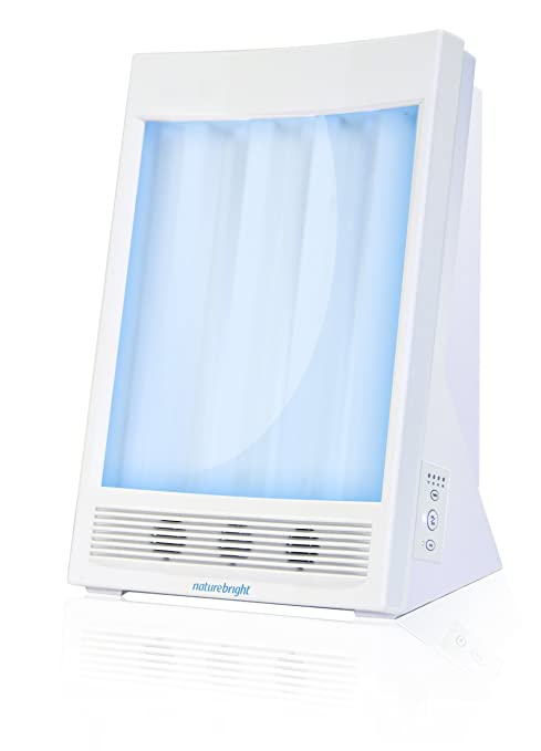 Suntouch light therapy lamp, amazon, Melanie Mitro