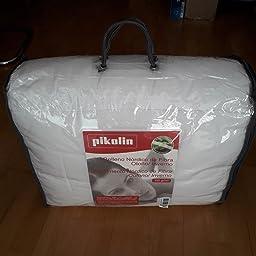 Pikolin Home - Edredón/Relleno nórdico hipoalergénico de fibra ...