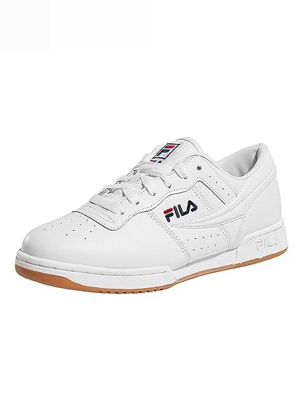 c58fdde1a02 Fila Men Sneakers Heritage Original Fitness Low  Amazon.co.uk  Shoes ...