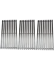 Broilmann Stainless Steel Cooking Grid Grate Replacement Parts for Charbroil 463420508, 463420509, 463420511, 463436213, 463436214, 463436215, 463440109, 463441312, 463441514, 463461613, Thermos 461442114
