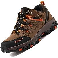 Unitysow Zapatillas de Trekking para Hombres Zapatillas de Senderismo Botas de Montaña Antideslizantes AL Aire Libre…