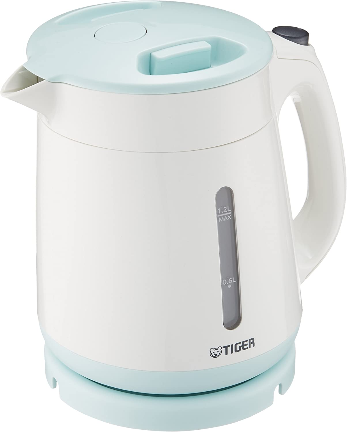 Tiger thermos electric kettle 1.2L Green Wakuko PCI G120 G