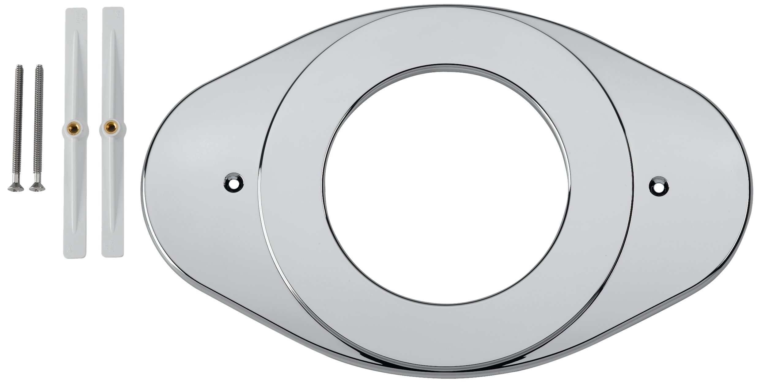 Delta Faucet RP29827 Shower Renovation Cover Plate, Chrome