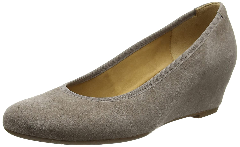 TALLA 38.5 EU. Gabor Shoes Fashion, Sandalias con Plataforma para Mujer