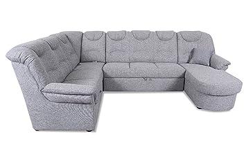 Sofa Couch Wohnlandschaft Linus Mit Relax Und Schlaffunktion