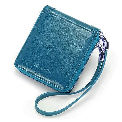 grande vendita 7eb78 50529 BAIGIO Portafoglio Donna Piccolo Pelle RFID Portafogli Donna ...