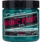 Mermaid Blue Manic Panic Vegan 4 Oz Hair Dye Color