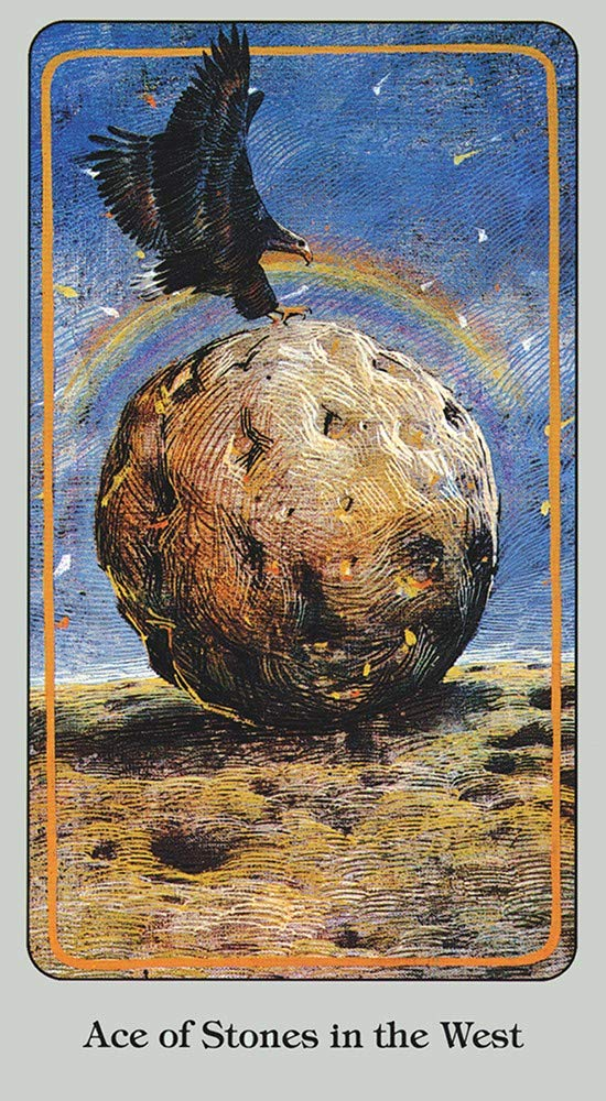 US Games Haindl Tarot Deck by US Games (Image #6)