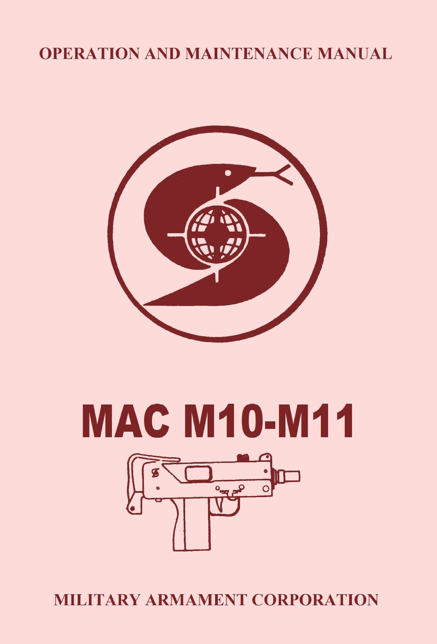 SMG M10 and SMG M11 Operation and Maintainance Manual with