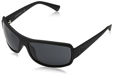 Amazon.com: Armani ea4012 Gafas de sol 504287 – 63 – Marco ...